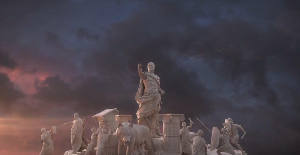 Paradox's newest grand strategy takes us back to ancient times in Imperator: Rome screenshot