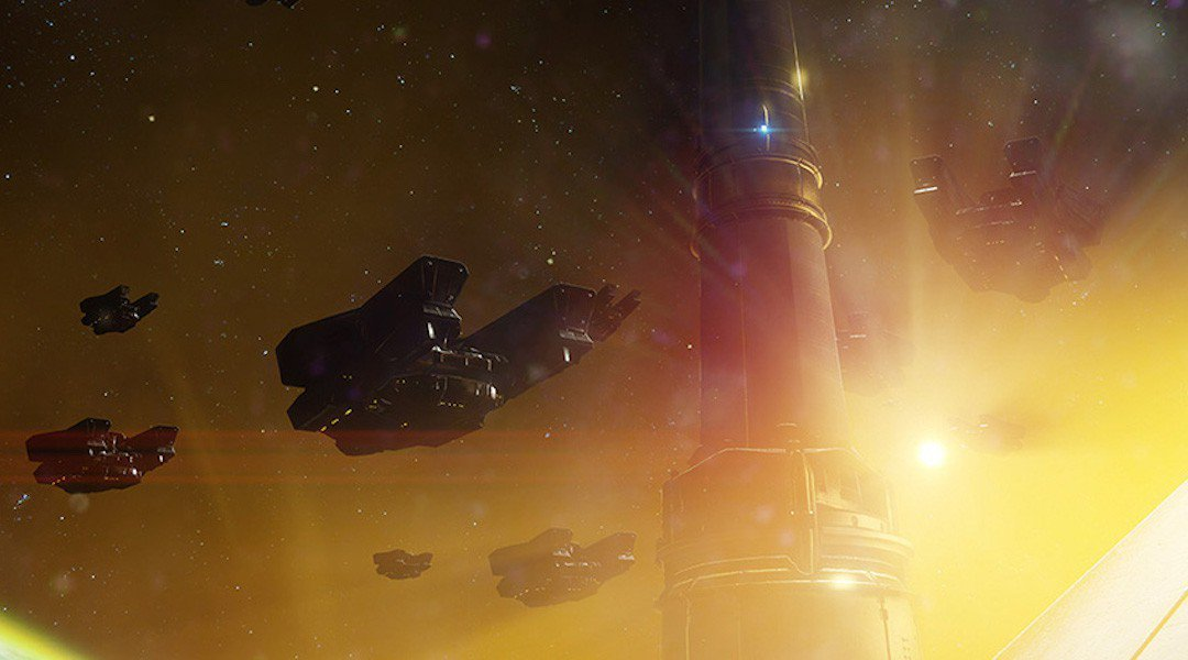 Destiny 2's Lair boss beaten in 7 seconds screenshot