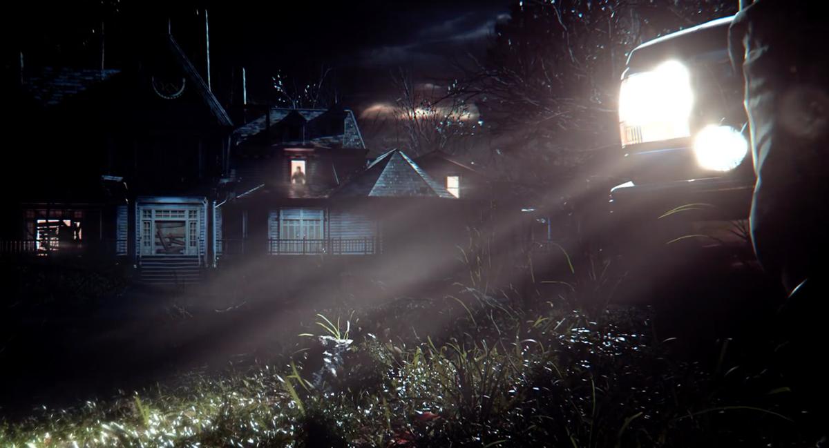 Resident Evil 7 hitting Nintendo Switch via the cloud screenshot