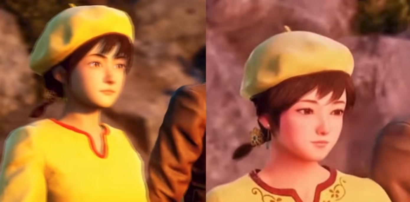 See how Shenmue III has been touched up since the last time we saw it screenshot