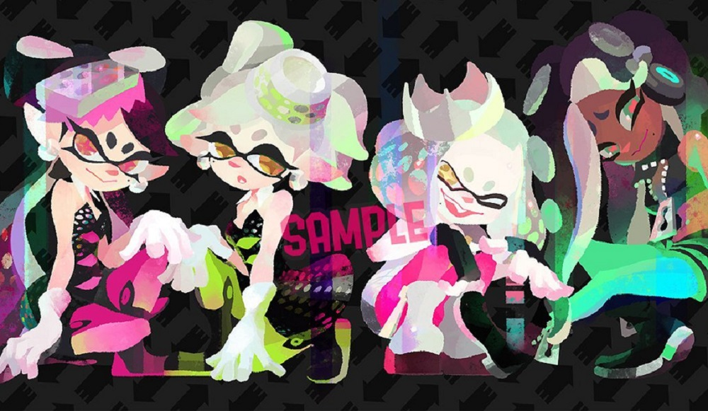 Check out Splatoon 2's new soundtrack set and sample track right here screenshot