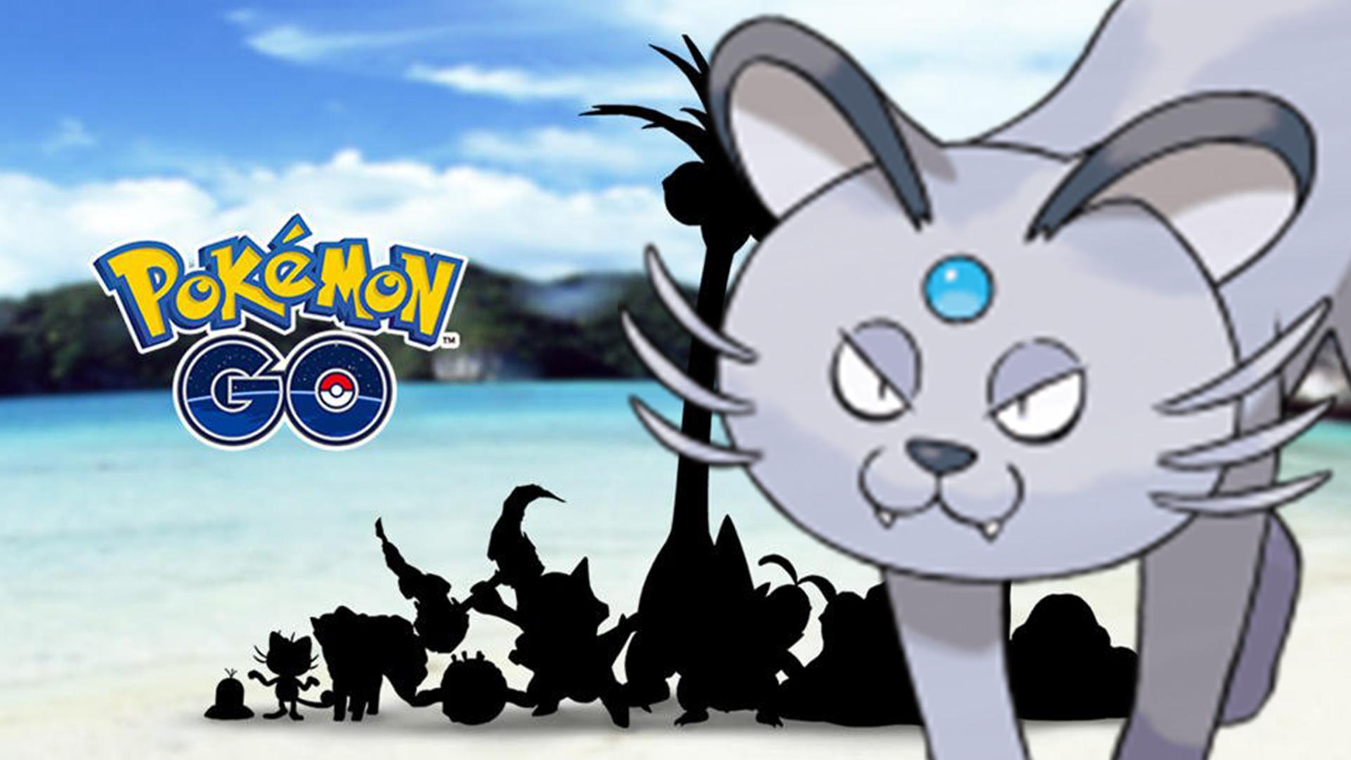 Pokemon GO will be getting Alolan forms of gen 1 Pokemon screenshot
