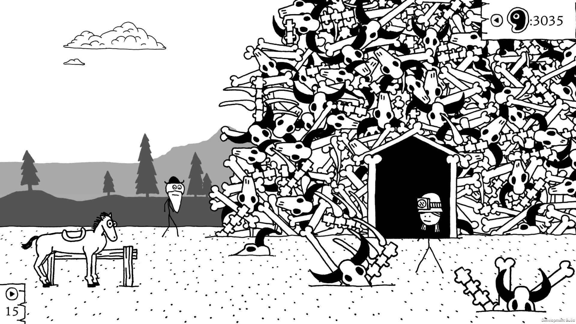 Funny RPG West of Loathing hits Switch next week screenshot