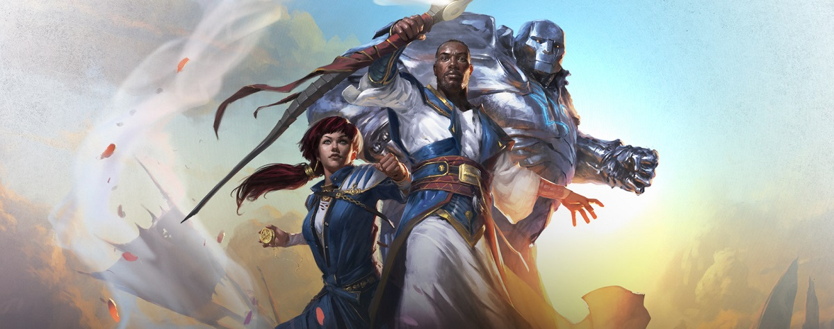 It's a pretty good time to get into Magic: The Gathering