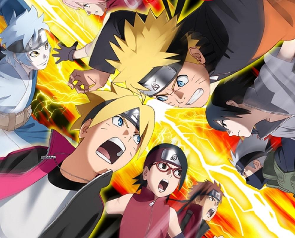 Naruto to Boruto: Shinobi Striker gets Western release date and 'Uzumaki Edition' screenshot