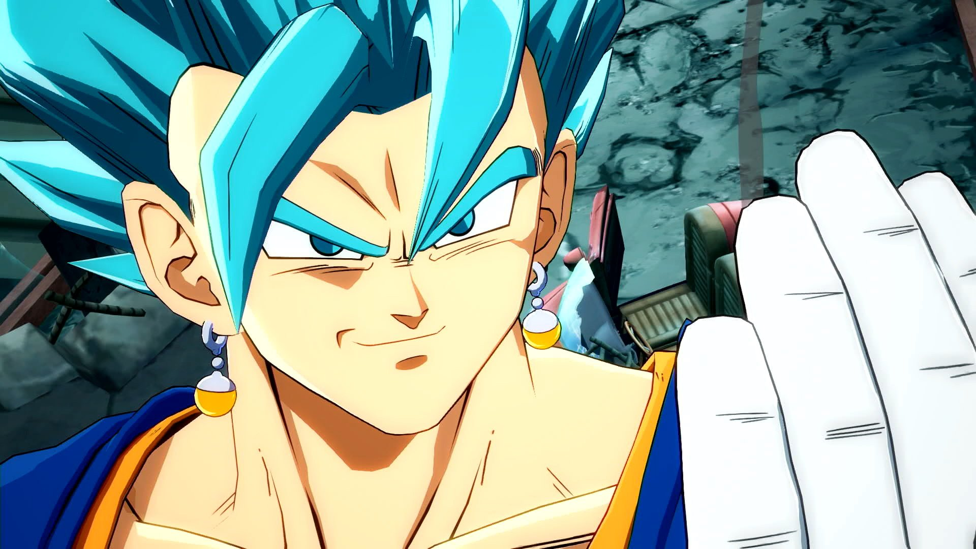 Fused Zamasu and Vegito are headed to Dragon Ball FighterZ at the end of the month screenshot