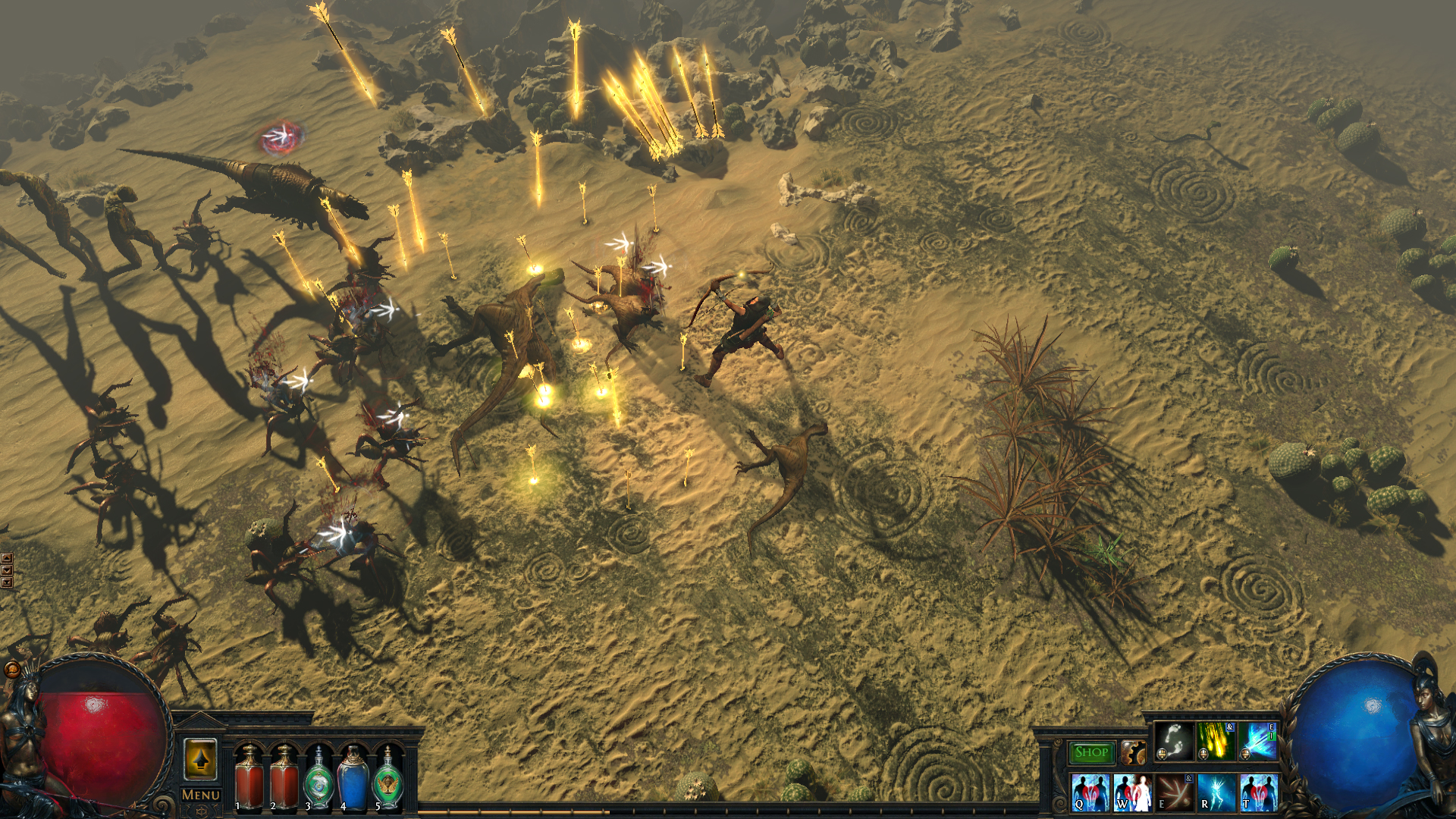 The ever-present Tencent acquires majority of Path of Exile developer screenshot