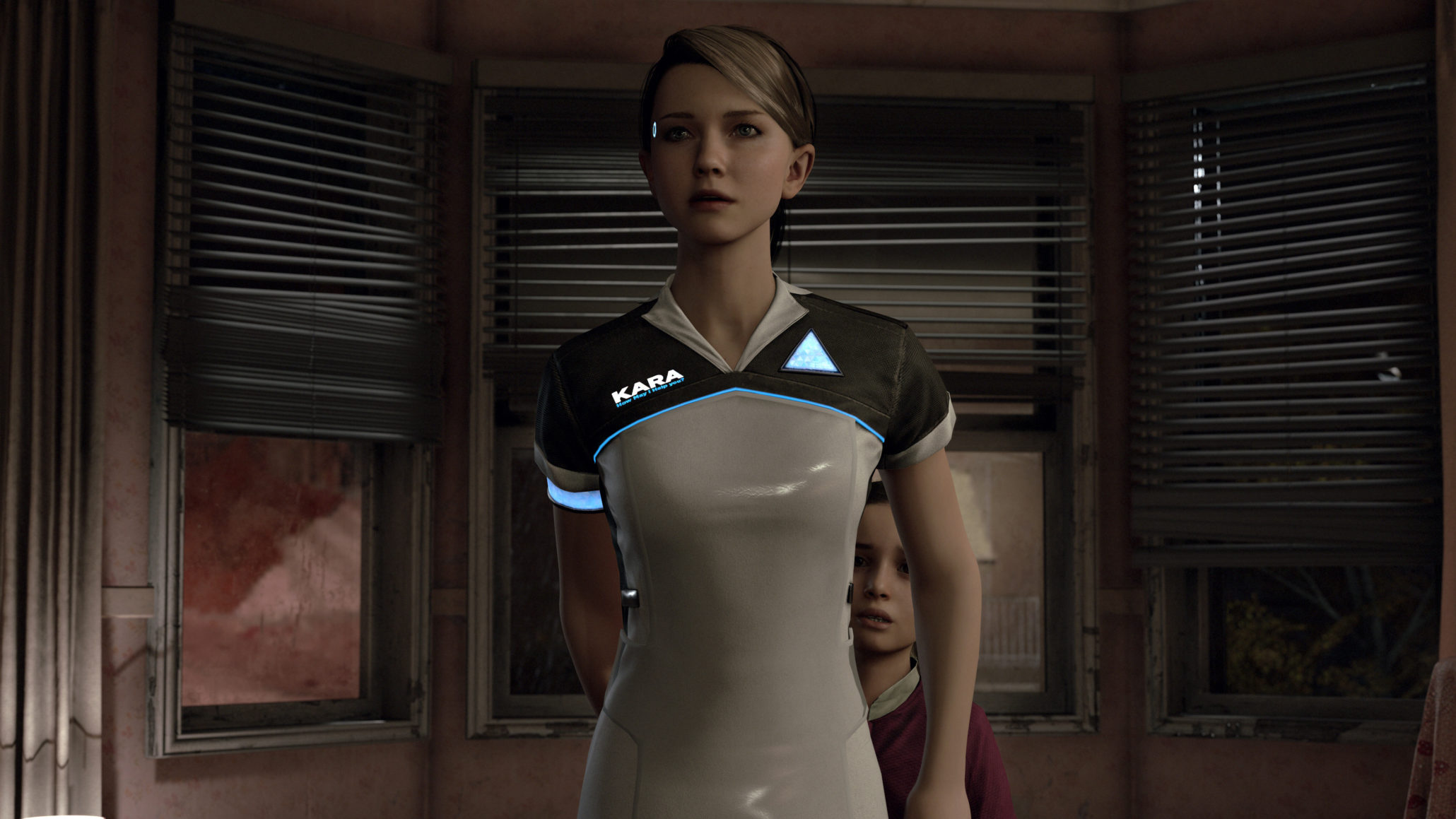 Witness the future with Detroit: Become Human's launch trailer screenshot