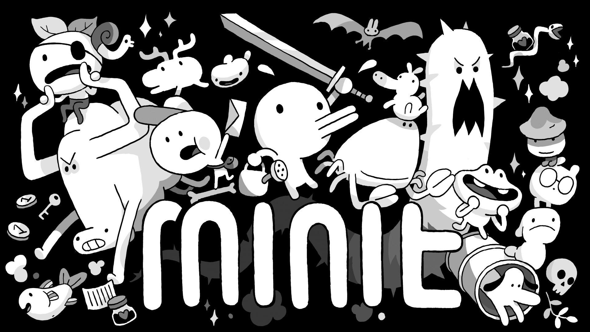 Contest: Win a Steam copy of Minit screenshot