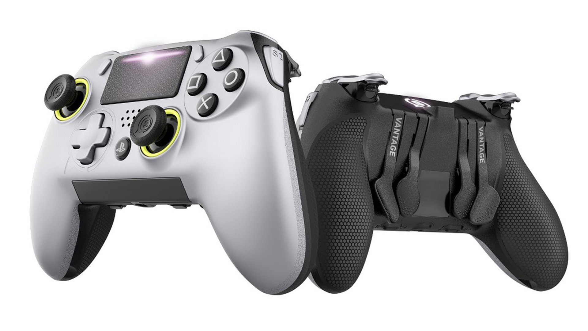The SCUF Vantage Performance Controller for PS4 could be the answer to the Xbox One Elite Controller screenshot