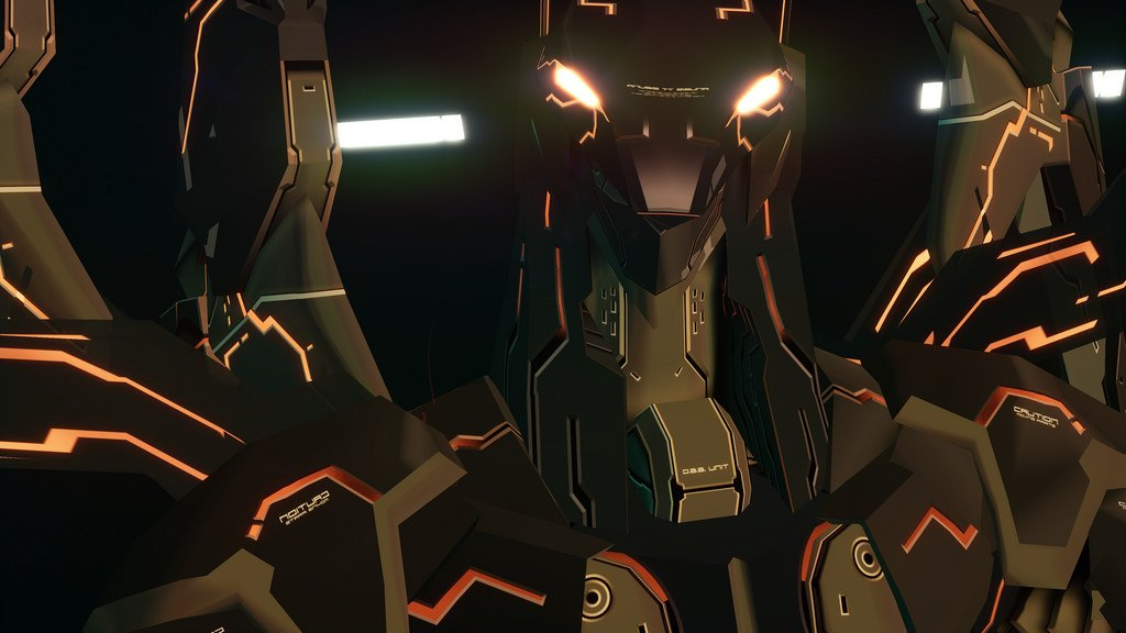 The Zone of the Enders 2 remaster has a PS4 demo with 4K and VR support screenshot