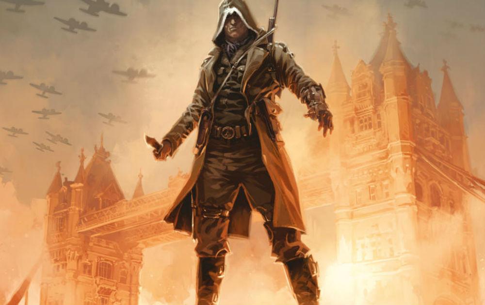 New Assassin's Creed comic will focus on World War 2 screenshot