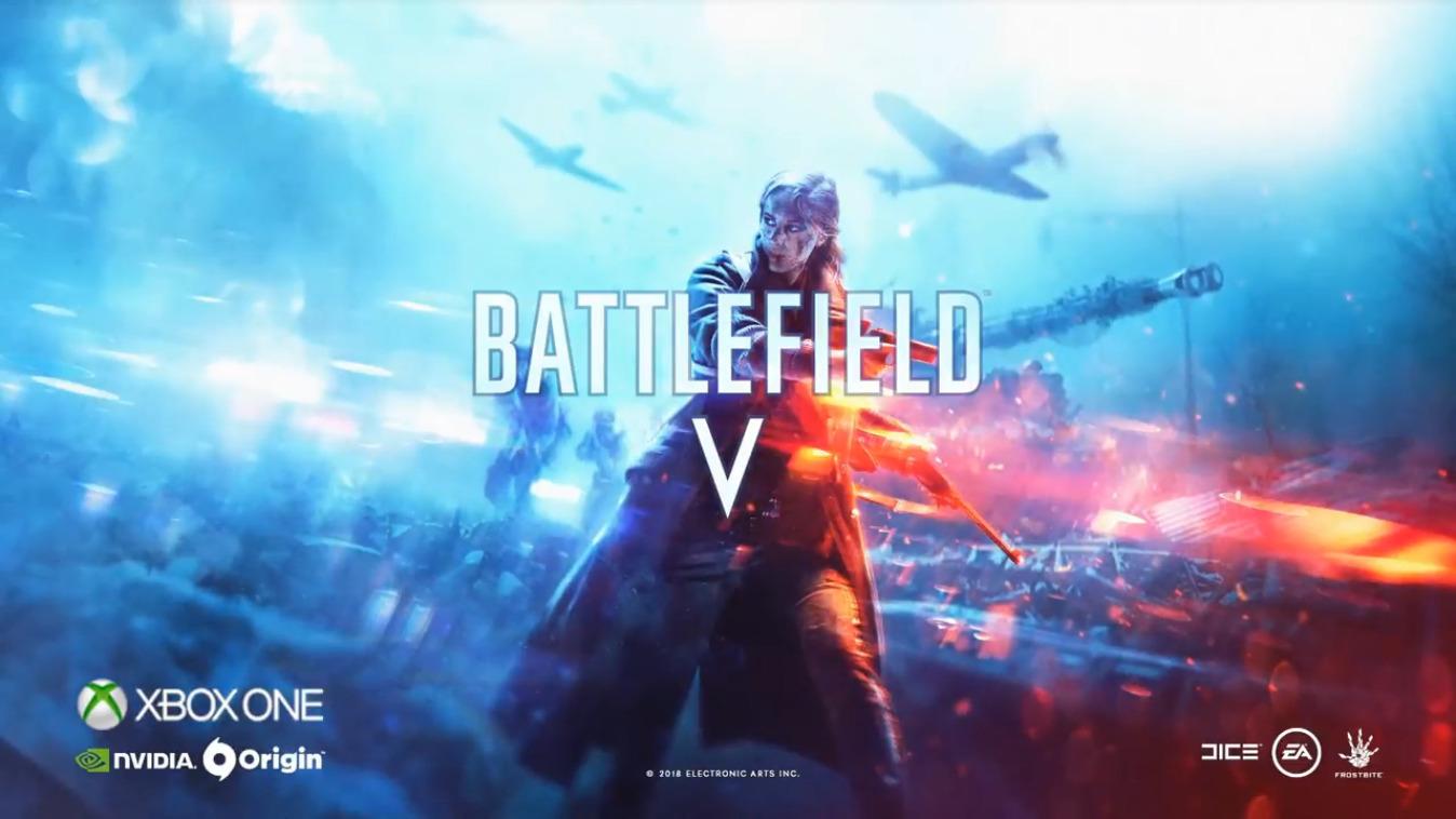 Battlefield V takes the battle back to World War 2, drops premium pass screenshot