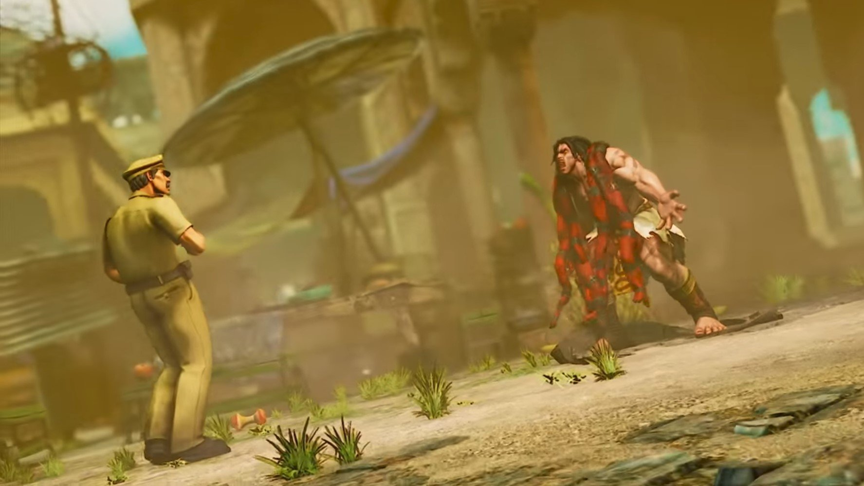 Bad single-player modes are limiting the growth of fighting games screenshot