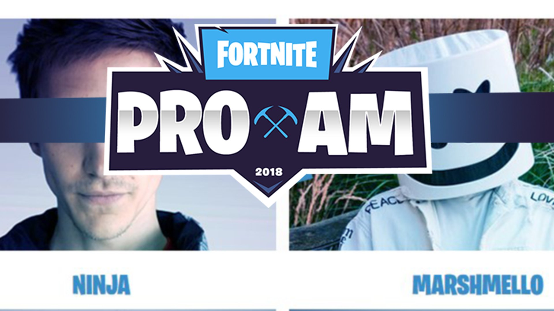 E3 this year will feature a 'Fortnite Pro-Am' celebrity tournament for 3 million towards charity screenshot