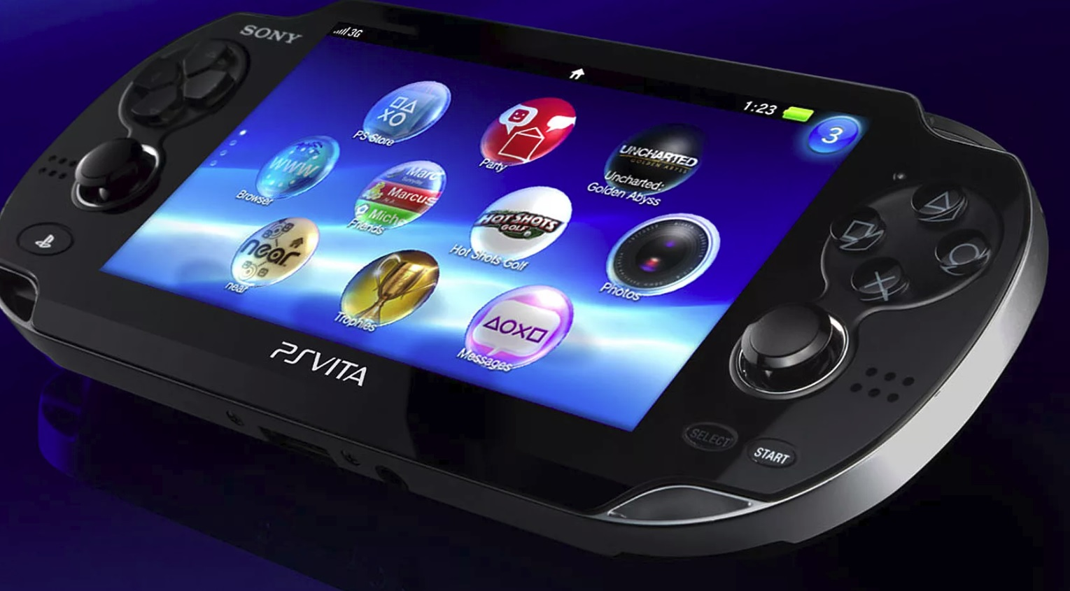 Despite the Vita's failure in the west, Sony CEO hints they could return to the portable game screenshot