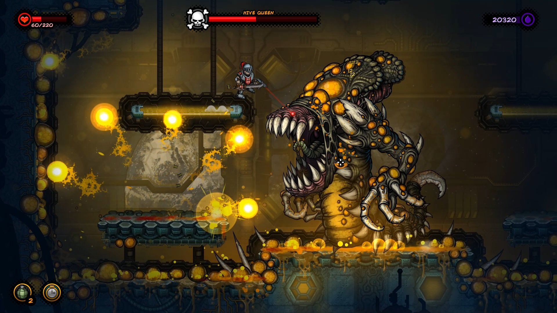 Contest: Win a Steam key for The Badass Hero screenshot