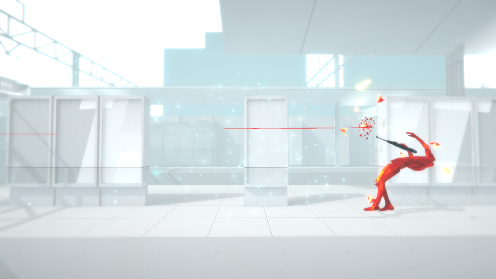 Superhot developer on Switch port: 'I think it should happen' screenshot