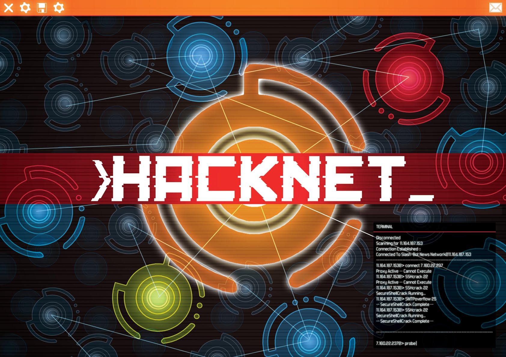 Hacknet is free over on Humble Bundle screenshot