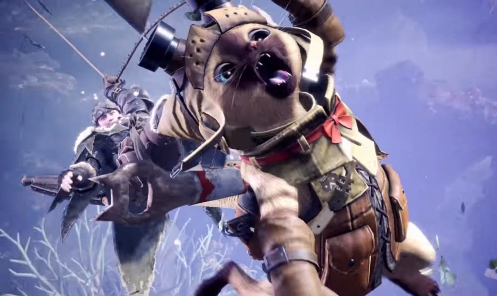 Free Scales pack now available for all Monster Hunter: World players screenshot