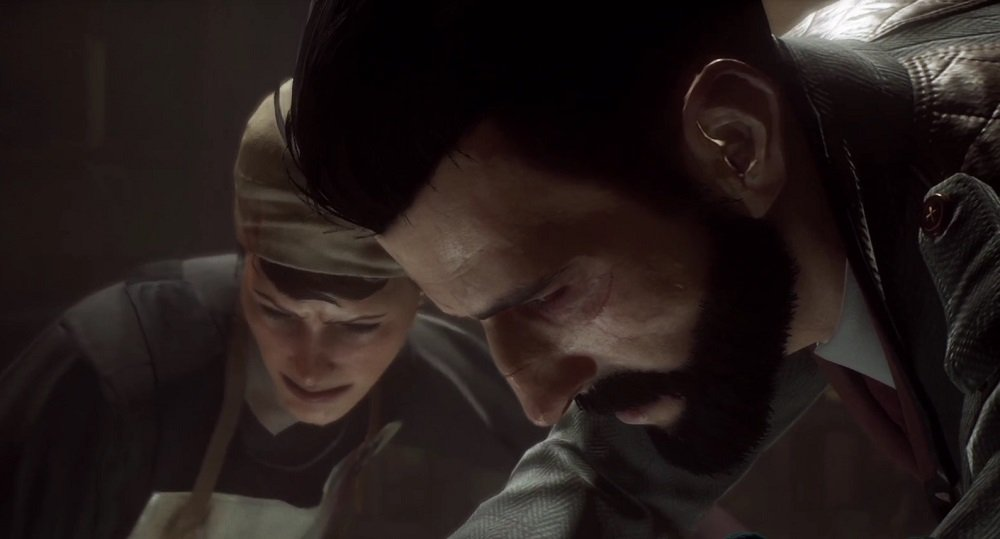 Check out almost an hour of Vampyr gameplay right here screenshot