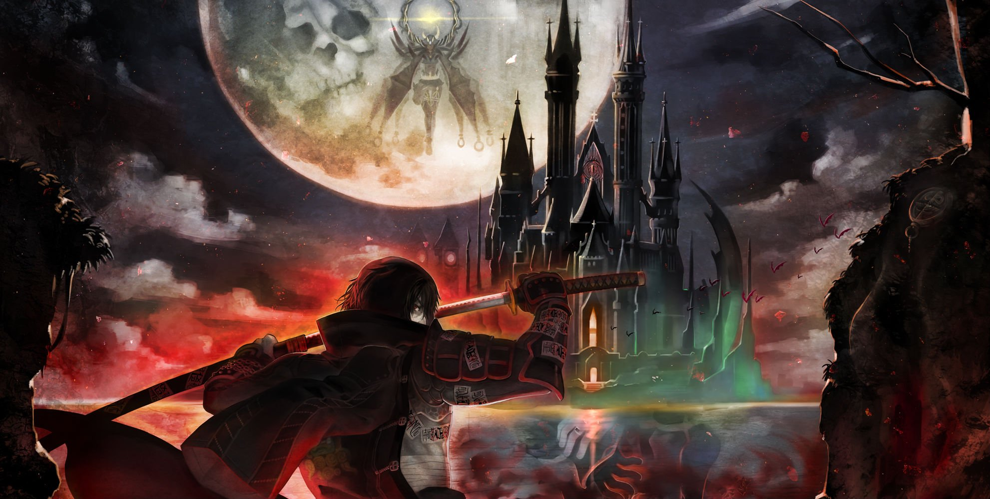Review: Bloodstained: Curse of the Moon screenshot
