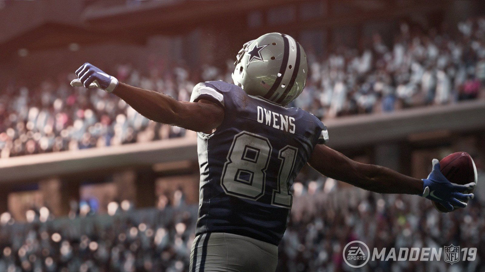 Knock me over with a feather, there's gonna be a new Madden game this year screenshot
