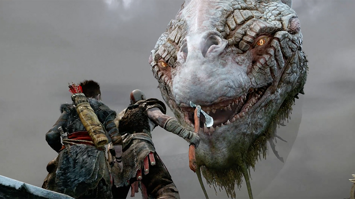 God of War continues dominating, sells more than 5 million copies screenshot