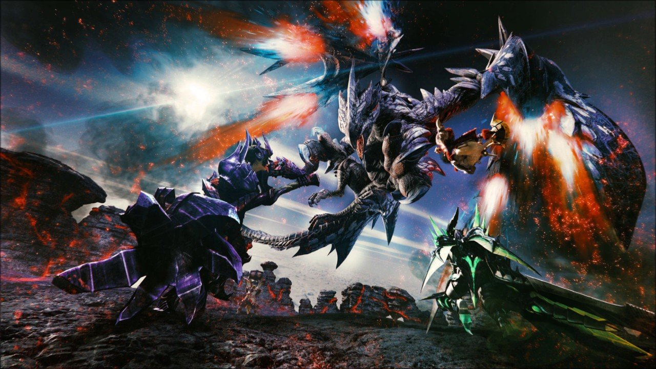 If Monster Hunter: World exists, will you play Monster Hunter Generations Ultimate? screenshot