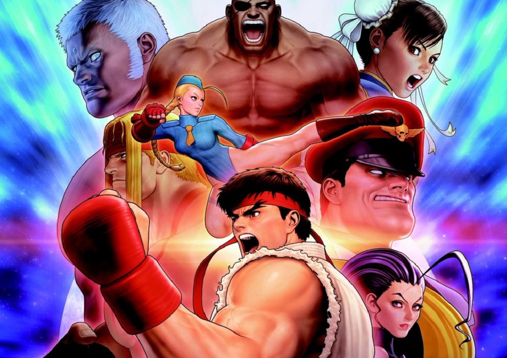 Review: Street Fighter 30th Anniversary Collection screenshot