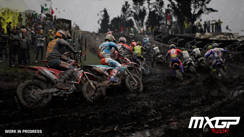 Dirt will be flying when MXGP Pro releases this July screenshot