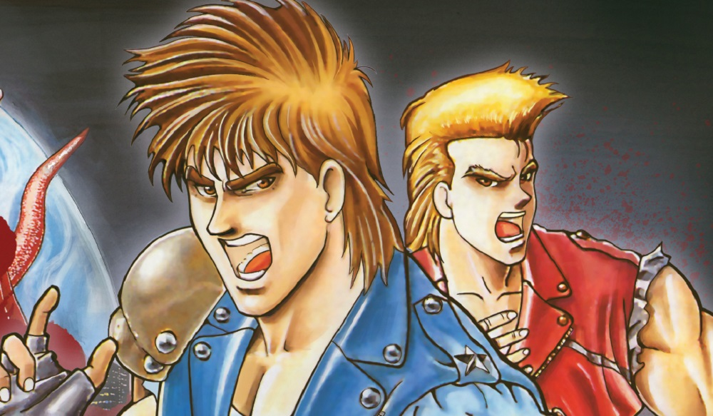 Return of Double Dragon getting a SNES cartridge release screenshot