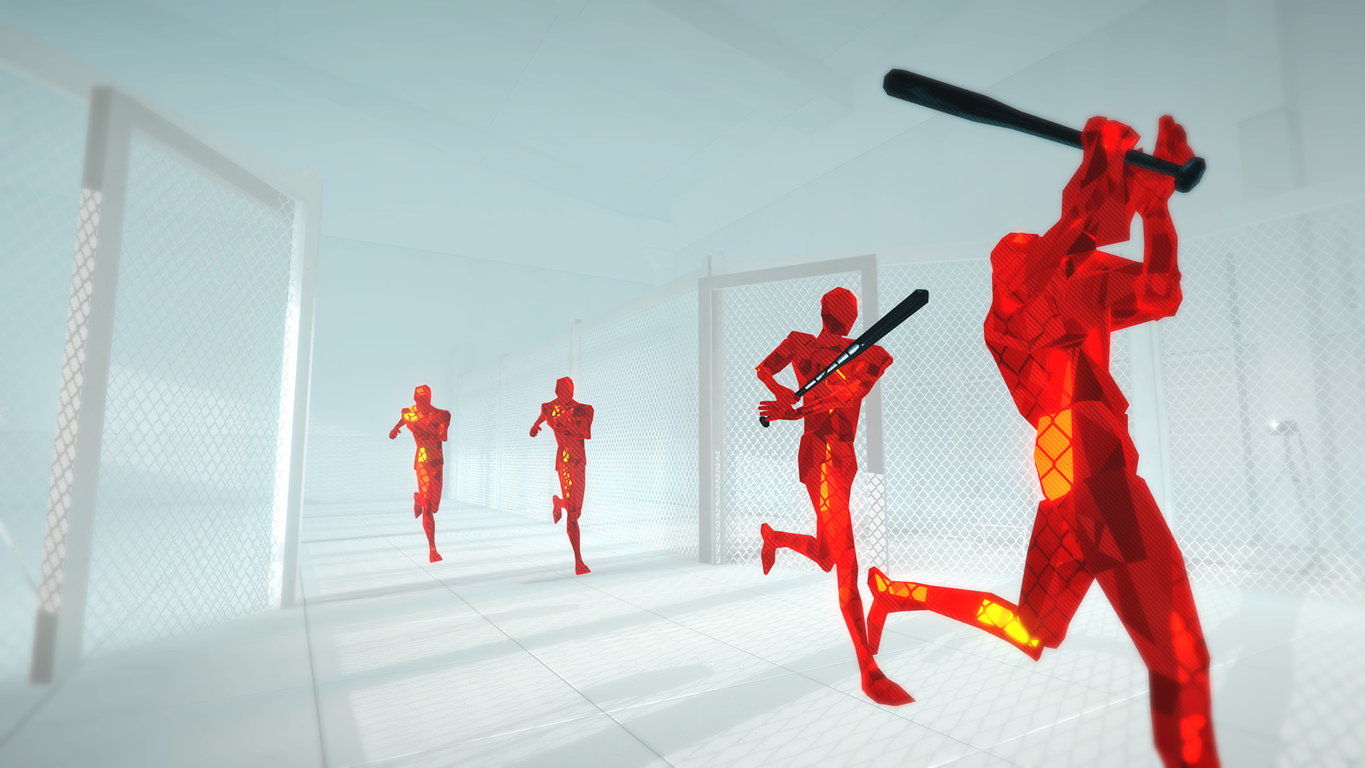 Talking VR, sequels, and keeping creative with the mind behind Superhot screenshot