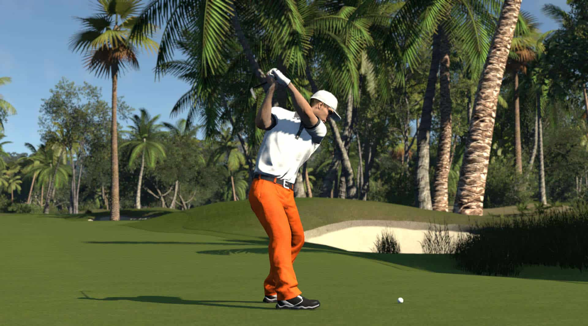 The Golf Club 2019 will feature official PGA Tour endorsement screenshot