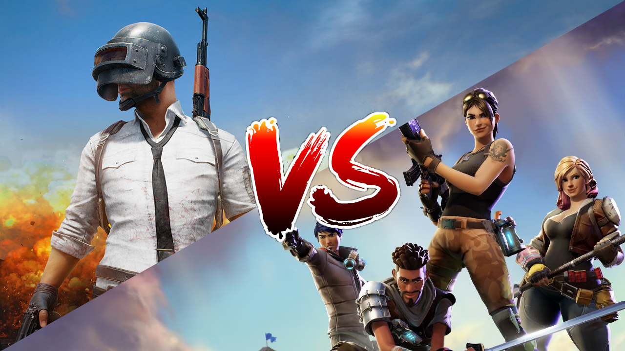 PUBG Corp. is suing Epic Games over battle royale similarities screenshot