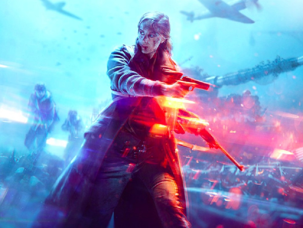 In face of controversy, Battlefield V developer states female characters 'are here to stay' screenshot