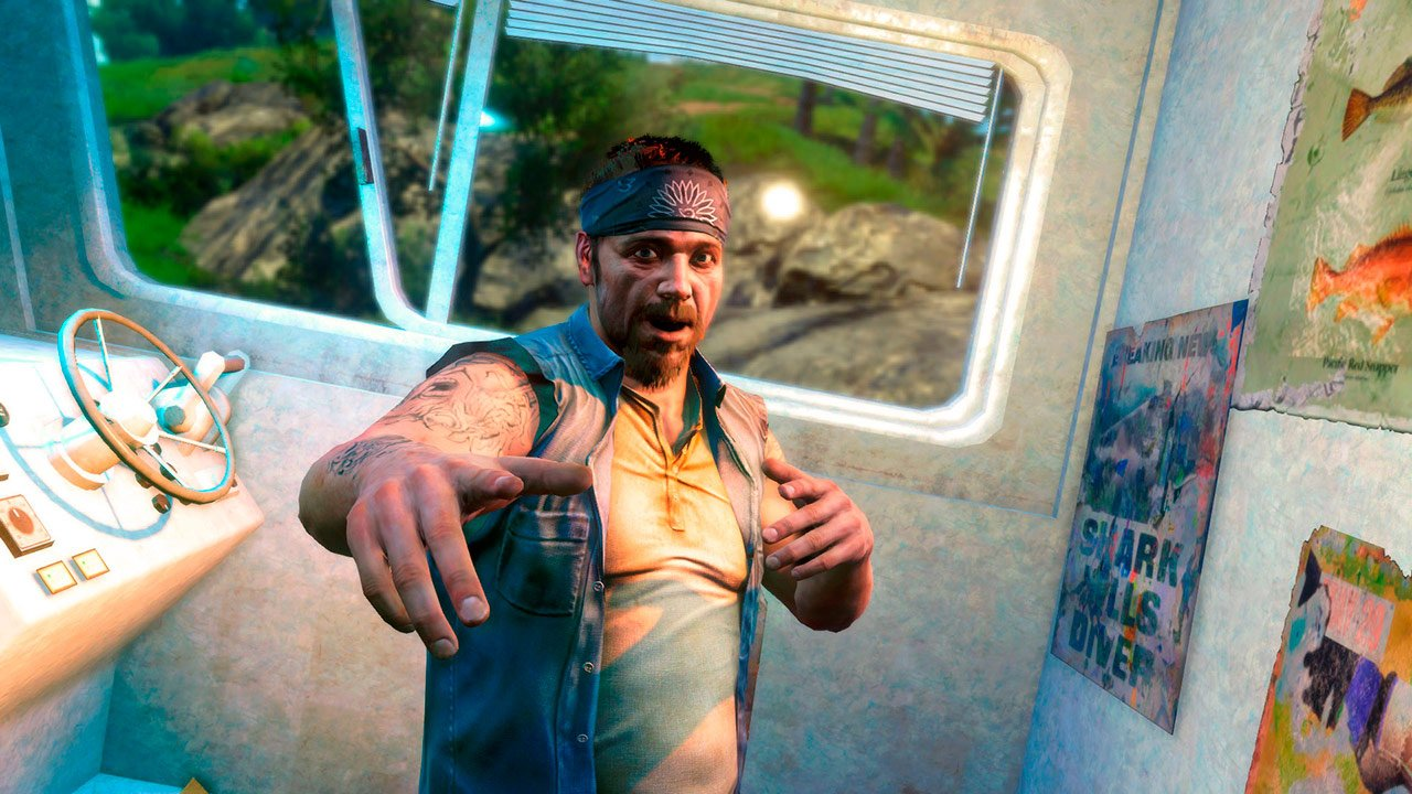 Far Cry 3 Classic Edition is out for season pass owners screenshot