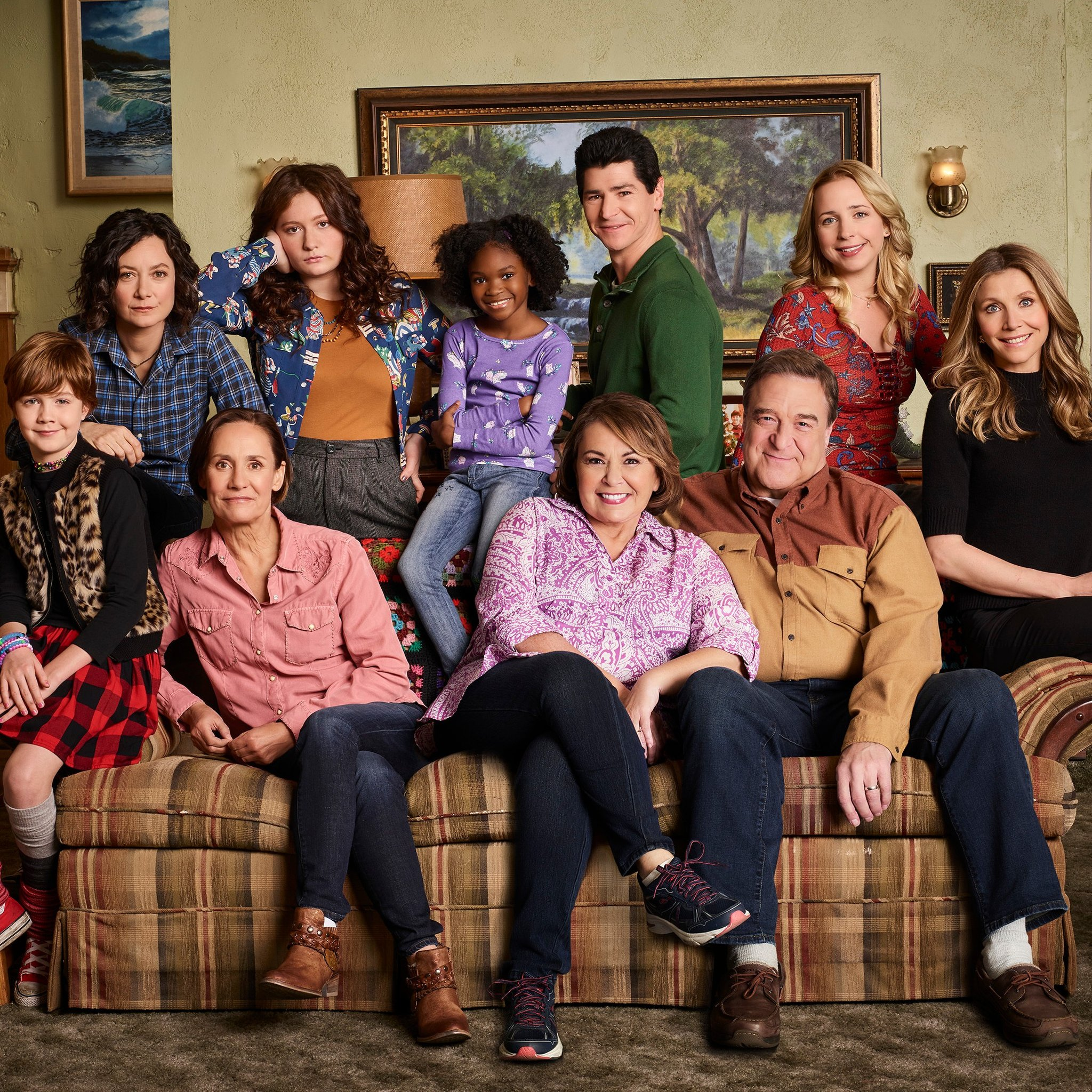 Review: Roseanne: Season 10 screenshot