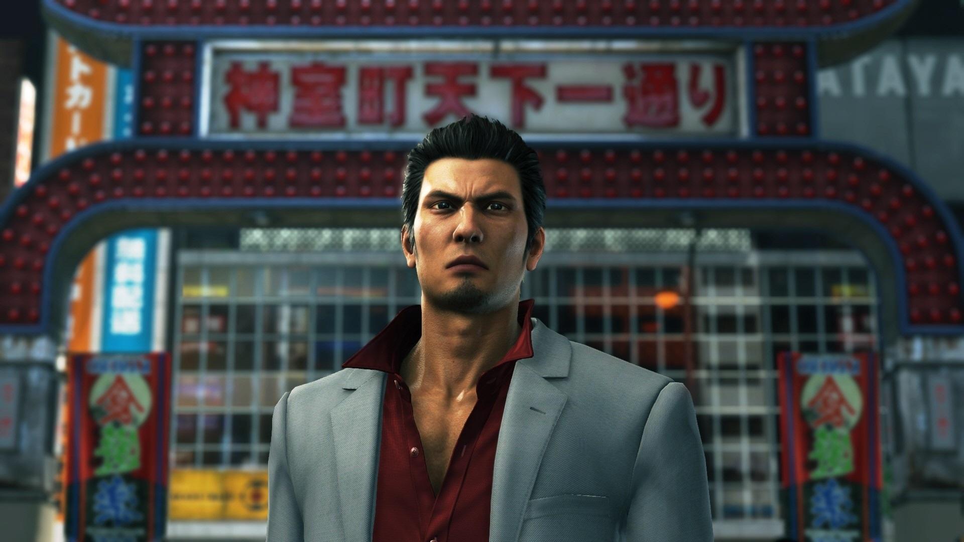 Yakuza eliminated any interest I had in the return of Shenmue screenshot