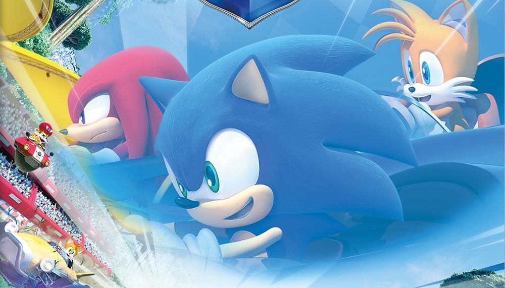 (Update) Walmart ignores starter's orders and reveals Team Sonic Racing screenshot
