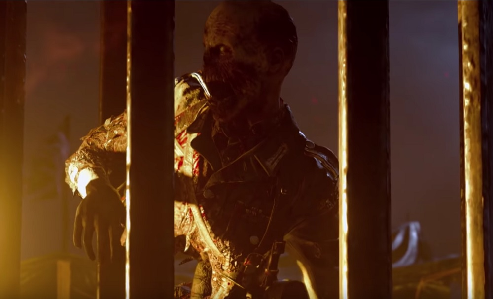 Zombies maraud through multiplayer in Call of Duty's Attack of the Undead event screenshot