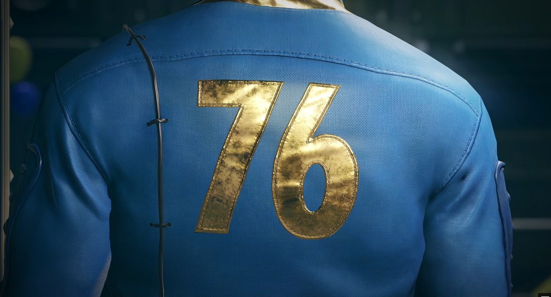(Update) Bethesda announce Fallout 76 with new teaser trailer screenshot