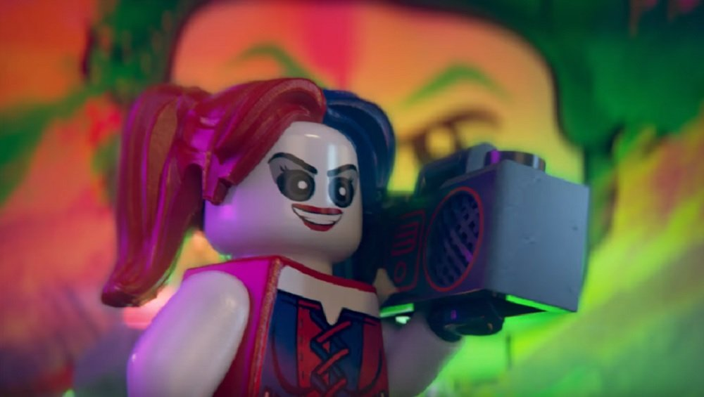 Team up with Harley and friends in LEGO DC Super Villains trailer screenshot