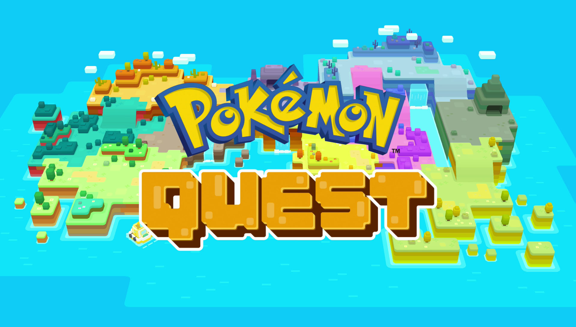 Pokemon Quest is adorable, but ultimately just another tapper screenshot