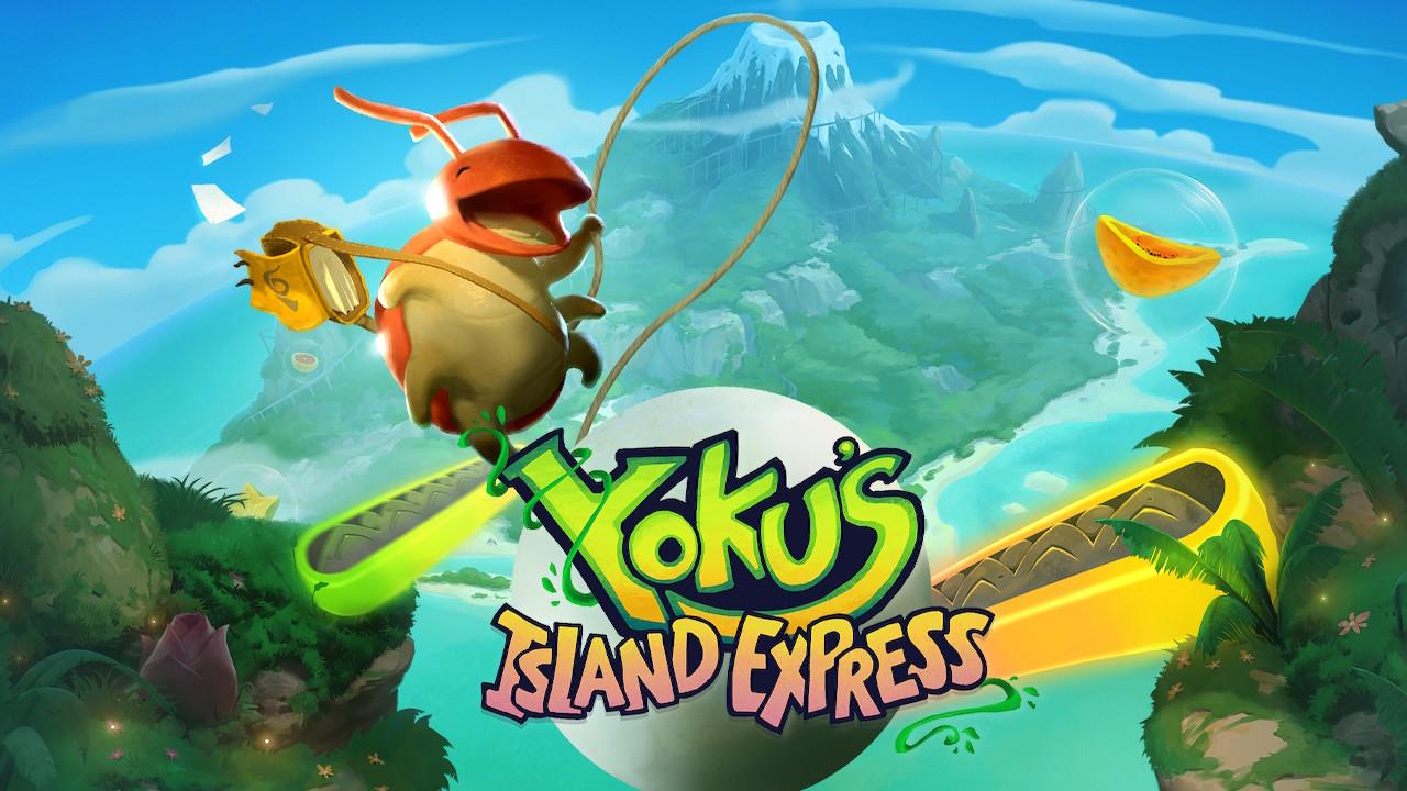 Review: Yoku's Island Express screenshot