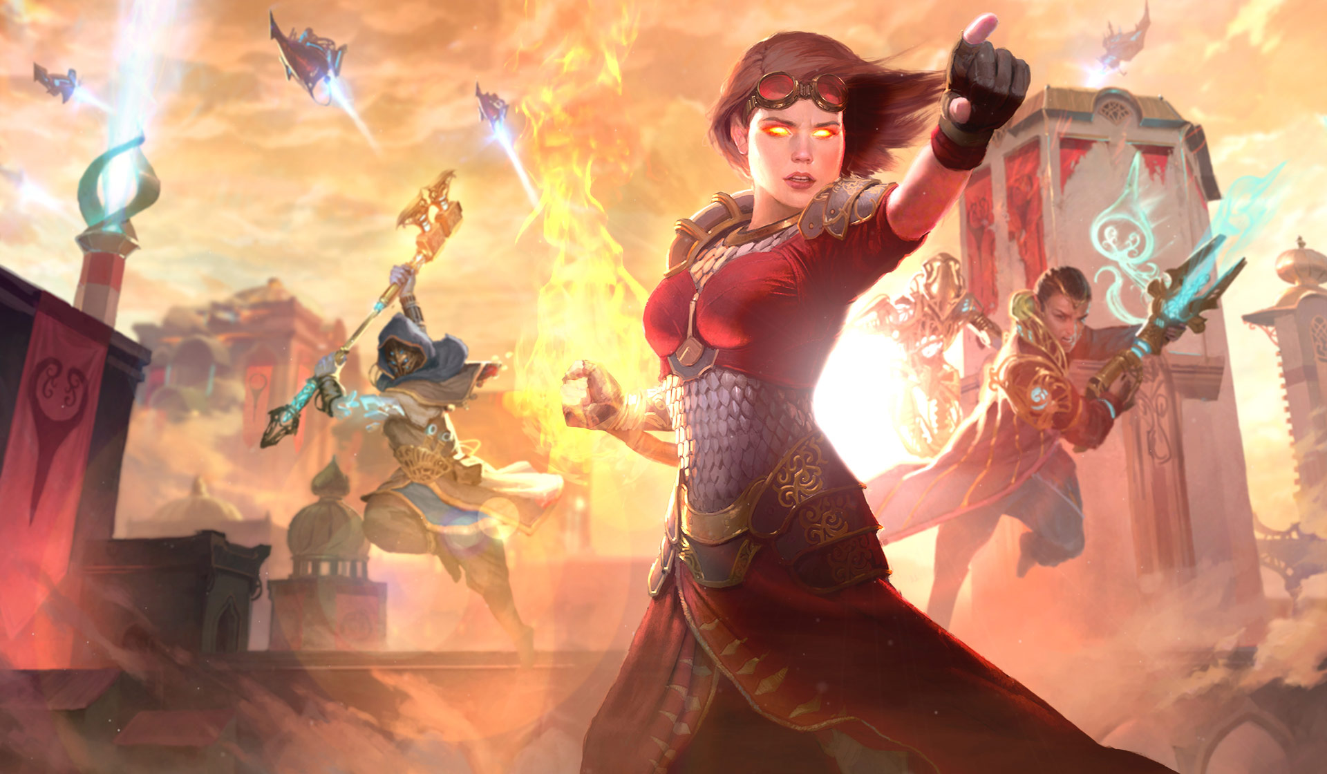 Magic: Arena is adding 24/7 drafts and placing Kaladesh/Aether Revolt into the mix screenshot