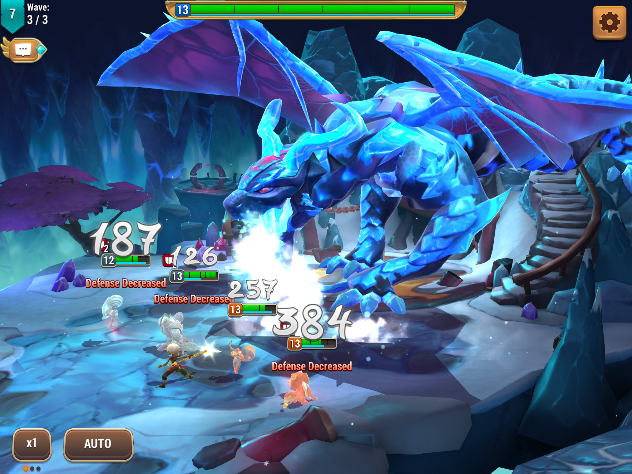 Might & Magic: Elemental Guardians is the mobilest mobile game that ever mobiled screenshot