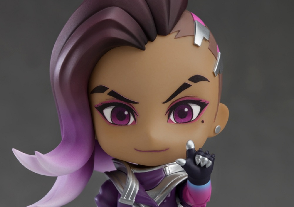Overwatch's Sombra in Nendoroid form is already my favourite part of 2018 screenshot