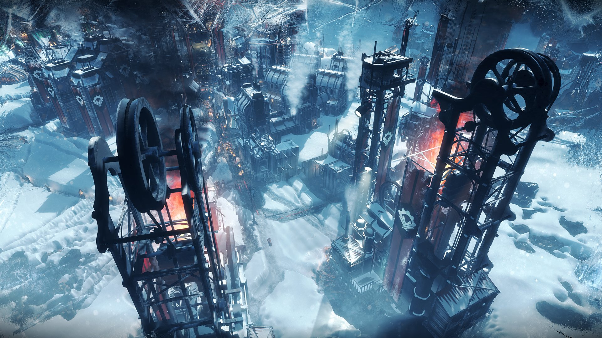 Cool stuff: Frostpunk has a whole lot of free DLC planned screenshot
