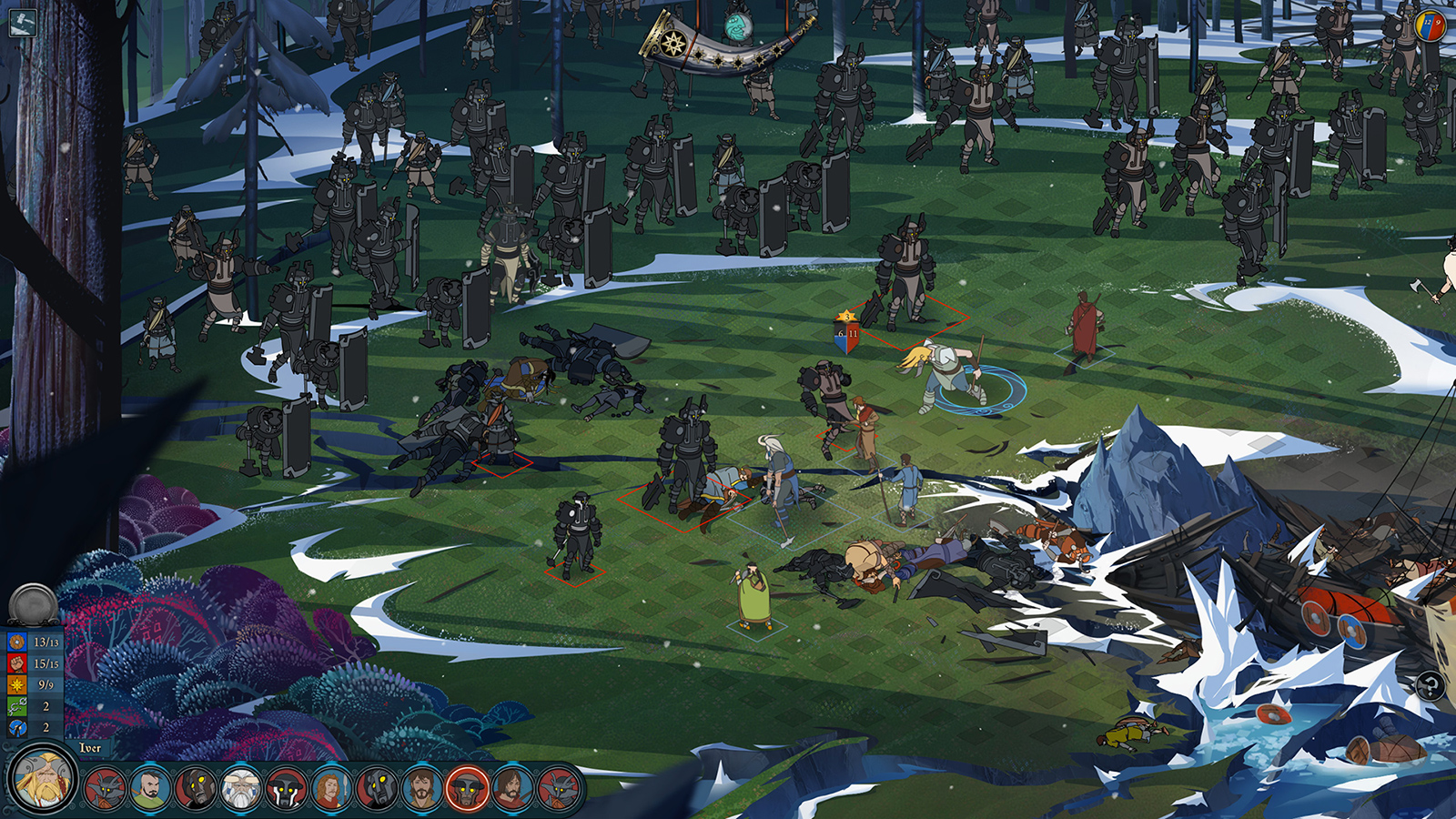 Strafe, The Banner Saga series, and more go free for Twitch Prime users screenshot